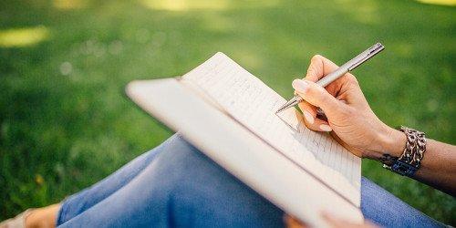 Sobre escrever ao léu